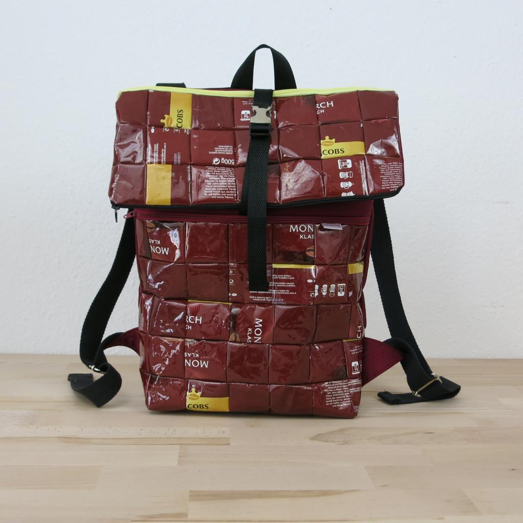 Roter Rucksack Wdr