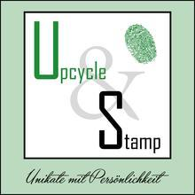 Upcycle & Stamp